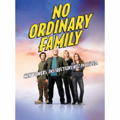 No Ordinary Family Poster #02 24inx36in