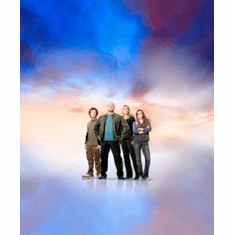 No Ordinary Family Poster 24inx36in