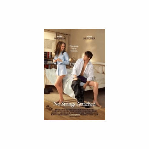No Strings Attached Movie 8x10 photo Master Print #01