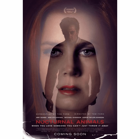 Nocturnal Animals Movie Poster 24x36