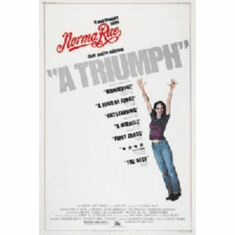 Norma Rae Movie 8x10 photo Master Print