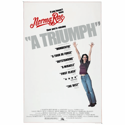 Norma Rae Movie Poster 24inx36in