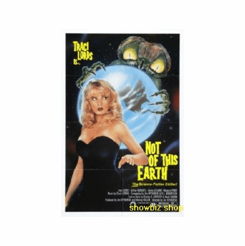 Not Of This Earth Traci Lords Movie 8x10 photo Master Print