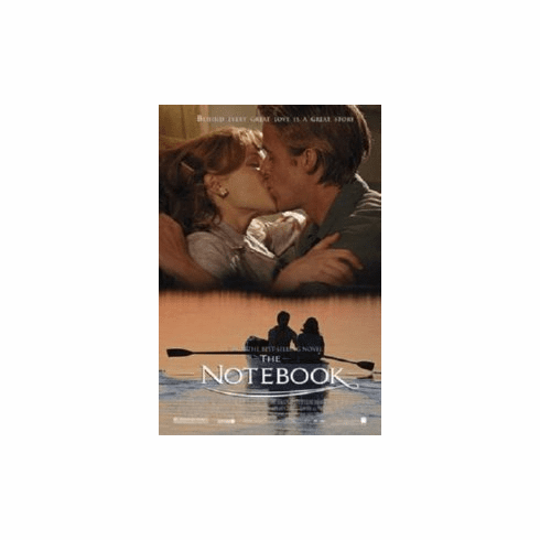 Notebook The Movie 8x10 photo Master Print