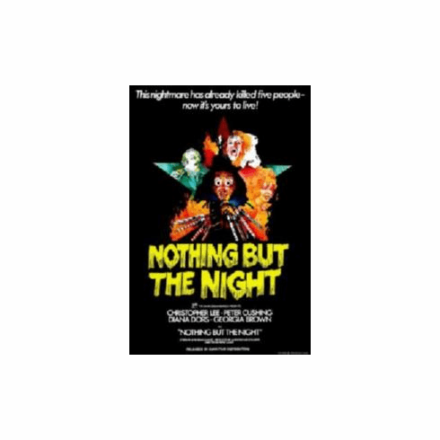 Nothing But Night Movie Poster 11x17 Mini Poster