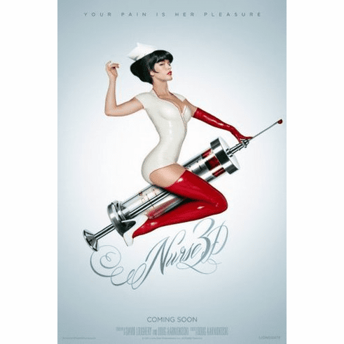 nurse 3d Mini Poster 11inx17in poster
