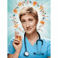 Nurse Jackie Poster 24inx36in