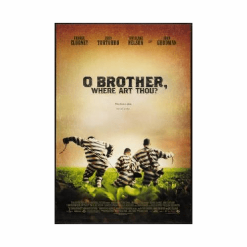 O Brother Where Art Thou Poster 24inx36in