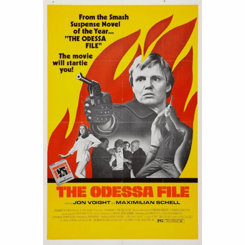 Odessa File Movie Poster 24inx36in Poster