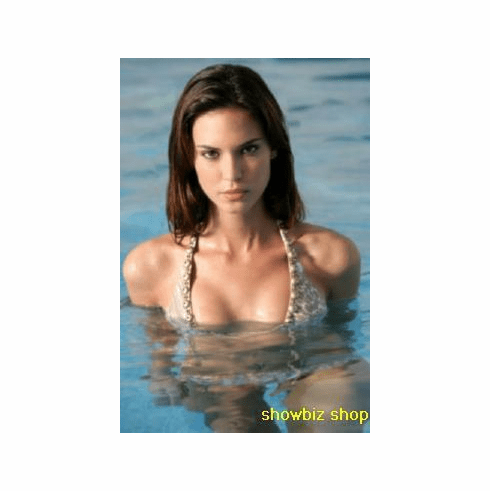 Odette Yustman Poster Sexy Swimsuit 24inx36in
