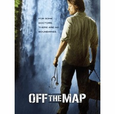 Off The Map Poster 24inx36in