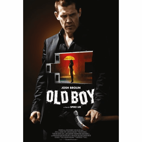 Old Boy Movie Poster 24Inx36In Poster