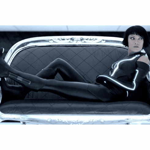 Olivia Wilde Poster 36 in. Tron Legacy. Hot! 24inx36in