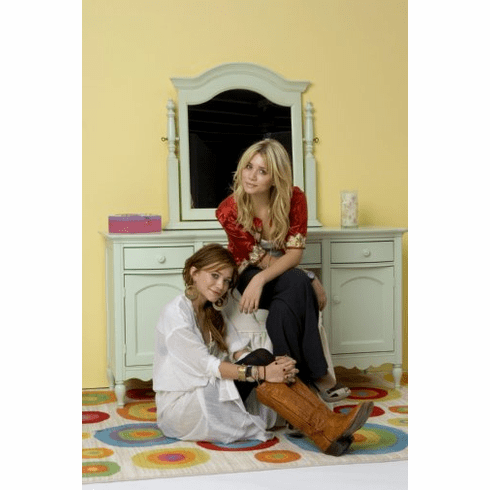 Olsen Twins Mary Kate Ashley Poster 24inx36in