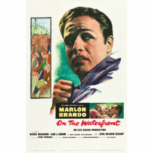 On The Waterfront Movie Poster 24inx36in