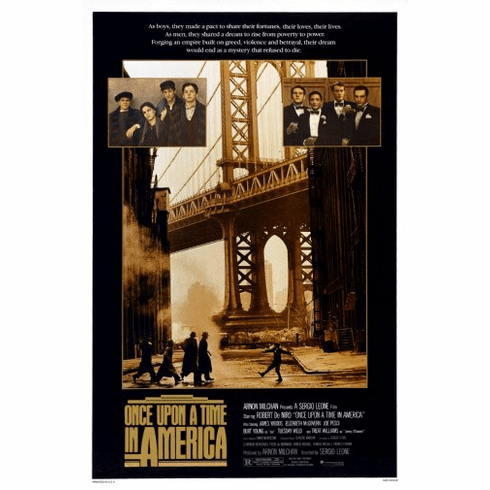 Once Upon A Time In America Movie Poster 24inx36in