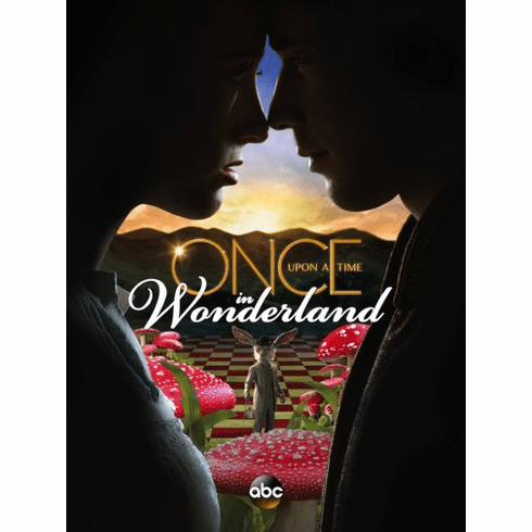 Once Upon A Time In Wonderland Poster 24inx36in Poster
