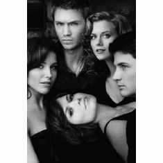 "One Tree Hill Black and White Poster 24""x36"""