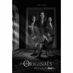 "Originals Black and White Poster 24""x36"""