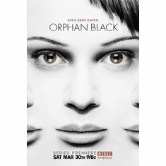 Orphan Black Poster 24inx36in Poster