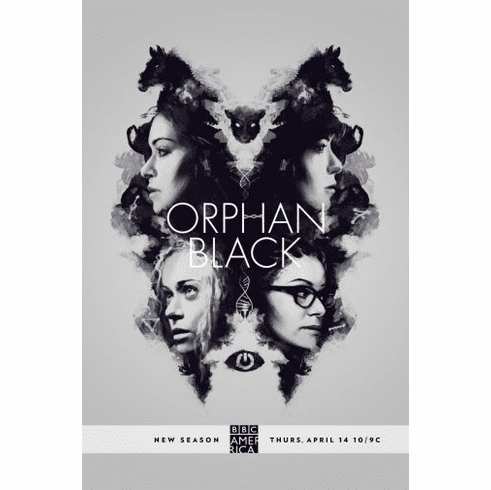 Orphan Black Poster 24x36