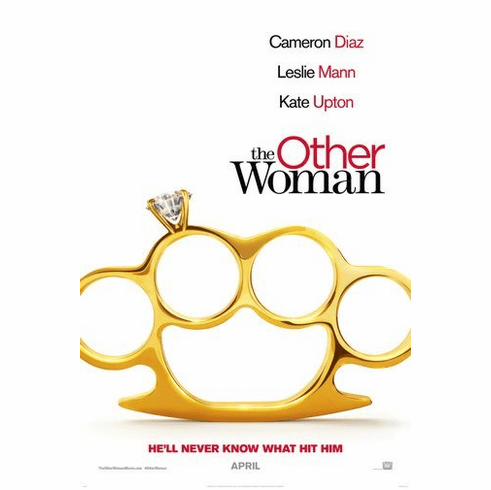 Other Woman Movie Poster 24Inx36In Poster