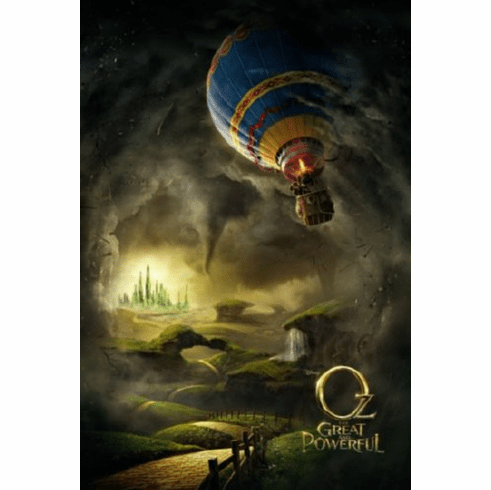 Oz The Great And Powerful Movie Poster 24inx36in