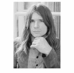 """Ozzy Osbourne Black and White Poster 24""""x36"""""""