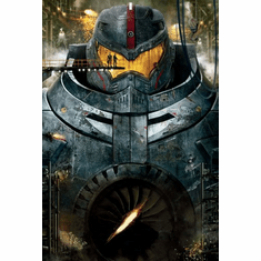 Pacific Rim Movie Poster 24inx36in Poster
