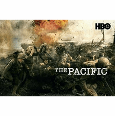 Pacific The Poster 24in x36 in