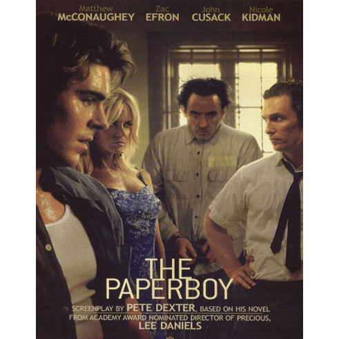 Paperboy The Movie Poster 24x36