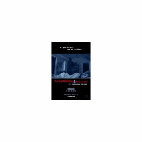 Paranormal Activity 4 Movie 8x10 photo