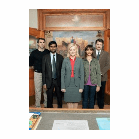 Parks And Recreation Poster 24inx36in