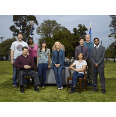 Parks And Recreation Poster 24x36