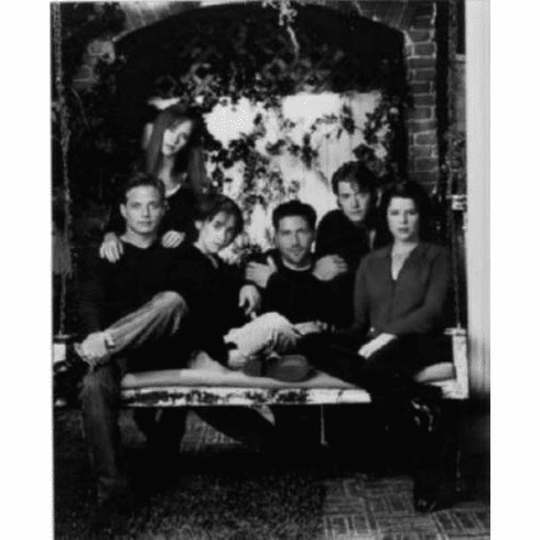 """Party Of Five Black and White Poster 24""""x36"""""""