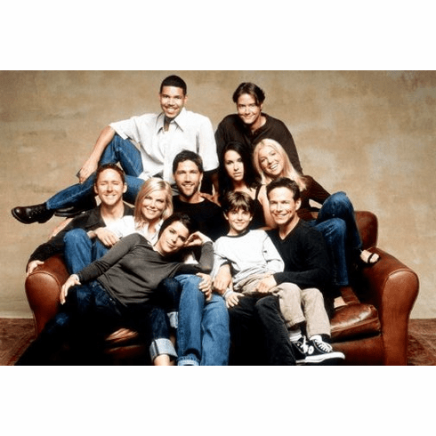 Party Of Five Poster 24inx36in