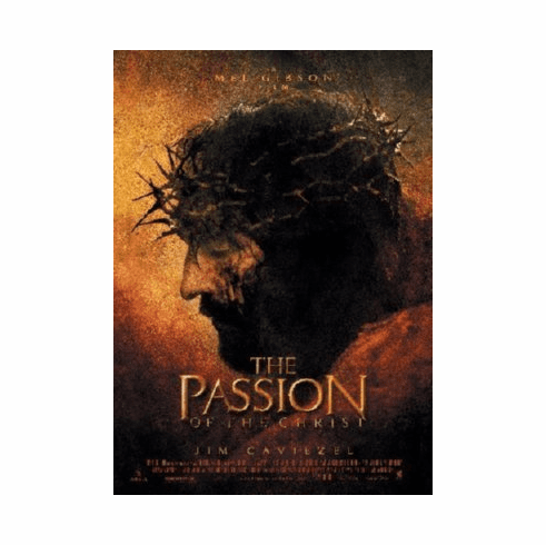 Passion Of The Christ Mini Movie Poster 11x17