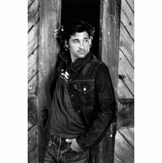 "Patrick Dempsey Black and White Poster 24""x36"""