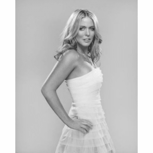 "Patsy Kensit Black and White Poster 24""x36"""
