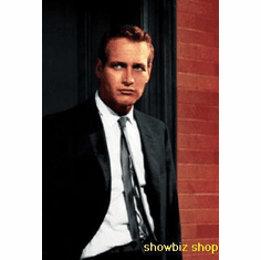 Paul Newman Poster 24inx36in