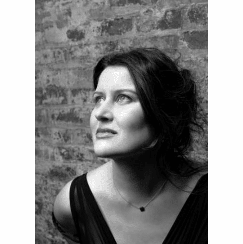 """Paula Cole Black and White Poster 24""""x36"""""""