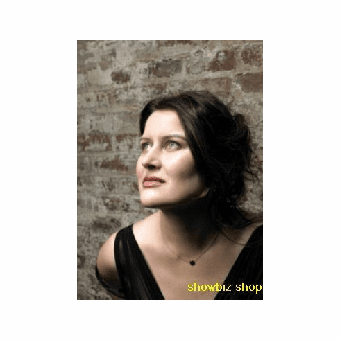 Paula Cole Poster Brick Wall Portrait 24inx36in