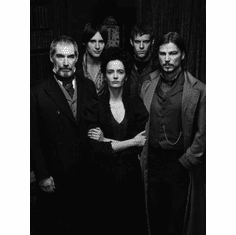 "Penny Dreadful Black and White Poster 24""x36"""