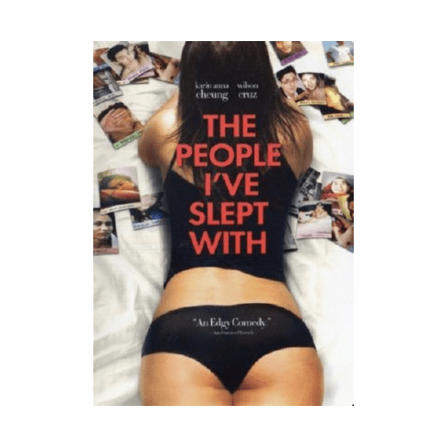 People Ive Slept With The 8x10 photo master print