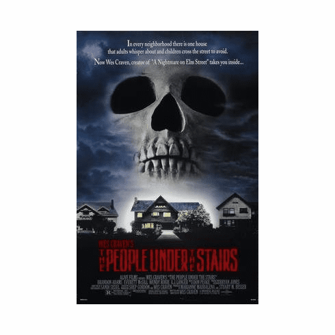 People Under The Stairs Movie Poster 11x17 Mini Poster