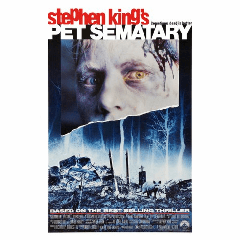 Pet Sematary Movie Poster 24inx36in