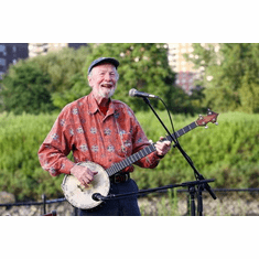 Pete Seeger Poster 24Inx36In Poster