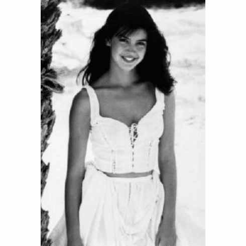 "Phoebe Cates Black and White Poster 24""x36"""
