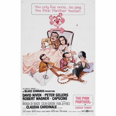 Pink Panther Poster 24x36 #02