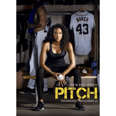 Pitch Poster 24x36